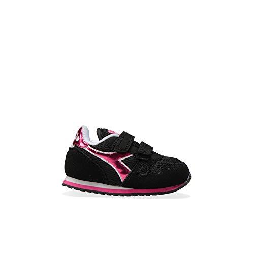 Diadora - Sneakers Simple Run TD Girl per Bambino e Bambina (EU 23)