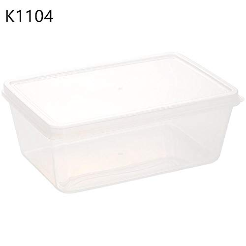 NA Obst und Gemüse Frischhaltebox Küchengefrierschrank Gefrorene versiegelte Aufbewahrungsbox Pp Aufbewahrungsbox Küchenbehälter