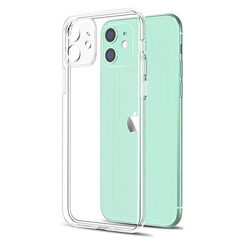 AAA&LIU Estuche Ultra Delgado para teléfono Transparente para iPhone 11 Pro MAX Estuche Suave TPU Funda de Silicona para iPhone 11 Pro XS MAX X 8 7 6s Plus XR Estuche, Blanco, para iPhone XS MAX