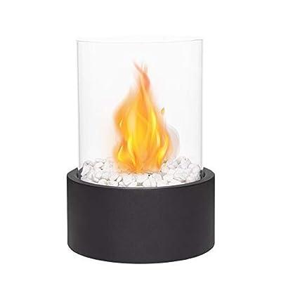 JHY Bowl Pot Portable Tabletop Fireplace