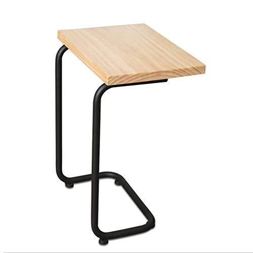 Huahua Furniture salontafel, salontafel met twee zijden, 35 x 50 x 63 cm