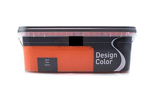 Design Color litri, 1 colore interno Colore, opaco astici, Roto range