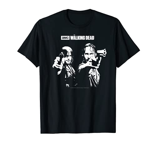 The Walking Dead Saints Camiseta