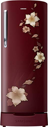 Samsung 192 L 2 Star ( 2019 ) Direct Cool Single Door Refrigerator(RR19N1822R2/HL / RR19R2822R2/NL,...
