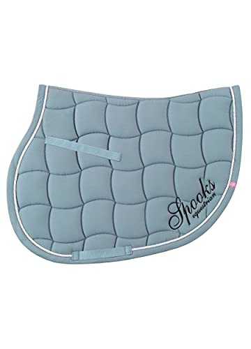 Saddle Pad Catalina (Farbe: dusty blue; Größe: jumping)