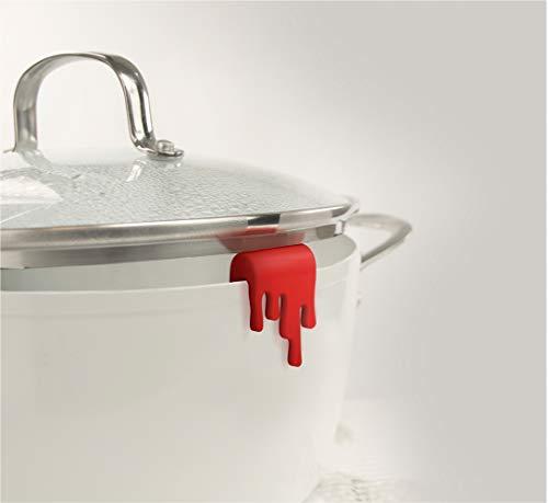 Preis am Stiel Topfwächter 2-er Set ''Splash'' | Kochzubehör | Überkochschutz | Küchenzubehör | Küchenaccessoire | Küchenhelfer | Topfzubehör | Nützlicher Helfer