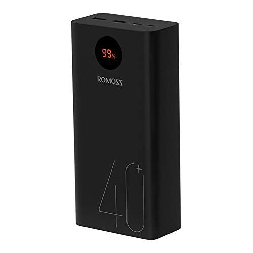 ROMOSS 40000mAh Power Bank, 18W PD&…