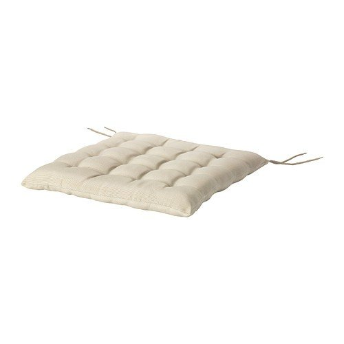 IKEA HALLO - Sitzkissen, Outdoor, beige - 50x50 cm