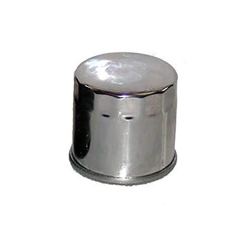 Preisvergleich Produktbild Ölfilter Hiflo HF138 Chrom DL 650 V-Strom WVB1 04-10