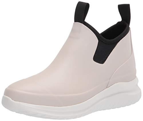 Chooka Women's Waterproof Bellevue Rain Sneaker with Hybrid Sport Outsole Boot, Bloom, 9