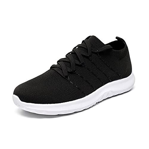 Zapatillas Running Mujer Deportivas Casual Tenis Sneakers Antideslizantes Fitness Transpirables Caminar Zapatos para Correr...