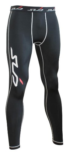 Sub Sports Kids Compression Leggings Running Tights Base Layer Wicking -MY