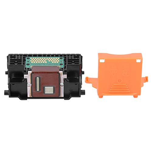 PUSOKEI QY6‑0073 Color Print Head, Printer Scanner Accessories for Canon IP3680 IP3600 MP620 MP5180, Print Head with Protective Cover