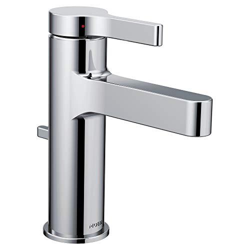 Moen 6710, Vichy one-handle Badezimmer Wasserhahn, Chrom