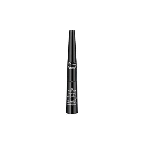 Essence We are perfect dip eyeliner ultra black waterproof Nr. 01 Stay with me! Inhalt: 4,5ml Eyeliner für strahlend schöne Augen.