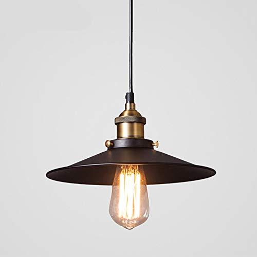 Loft Europa Lámpara colgante lámparas de cobre vintage Iluminación colgante Lámpara Colgante de Techo E27 Luz Colgante luz colgante antigua para la decoración del hogar iluminación restaurante
