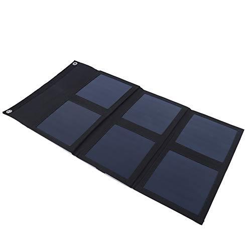 Cargador plegable del panel solar de 30W, generador portátil de la central eléctrica para el banco de la energía de la batería del teléfono