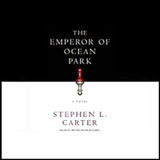 The Emperor of Ocean Park audiobook cover art
