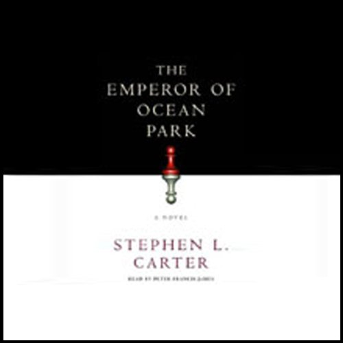 The Emperor of Ocean Park audiobook cover art