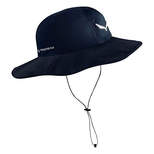 SALEWA - Puez, Gorro Unisex – Adulto, Unisex Adulto, Sombrero, 00-0000027786, Premium Navy, L