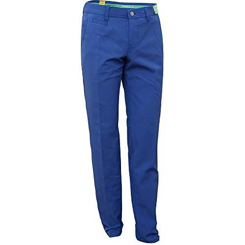 Alberto Herren Golfhose Rookie 3xDry blau Gr. 50