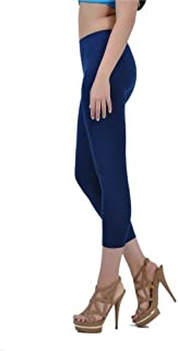 452c3001d6afe Emma s Mode Junior Capri Length Seamless   Plus Size Leggings