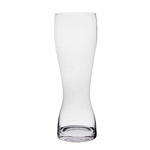 CRISTALICA Weizenbierglas Weißbier XXL Glasgefäß Famous 5 Liter klar
