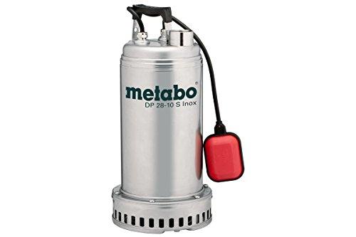Metabo DP 28-10 S Inox Schmutzwasserpumpe