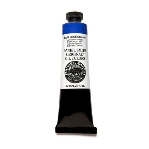 DANIEL SMITH Original Oil Color Paint, 37ml Tube, Lapis Lazuli Genuine, 284300102
