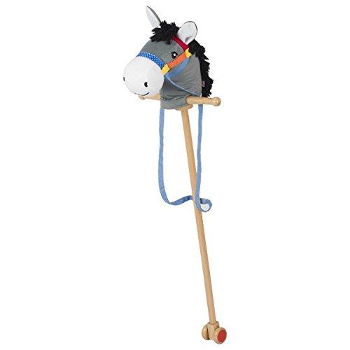 """Goki 53829"""" Donkey Hobby Horse Emyl Toy, Mixed"""
