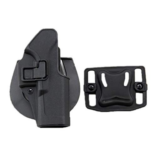 WISEONUS Tactical Airsoft Waist Pouch Marsupio Fondina per Fondina per Glock 17 19 22 23 31 32