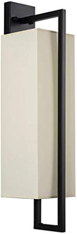 Schlafzimmerwandlampe-Gangdekoration E27 der Wandleuchte Wohnzimmerwand modernes minimalistisches