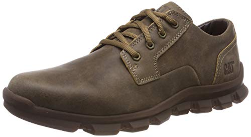 Cat Footwear Herren Intent Derbys, braun (Beaned), 40 EU
