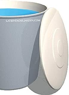 comprar comparacion TAPADERA DEPOSITO DE AGUA circular de POLIESTER fibra de vidrio (Tapa Ø 98 cm, 500 L)