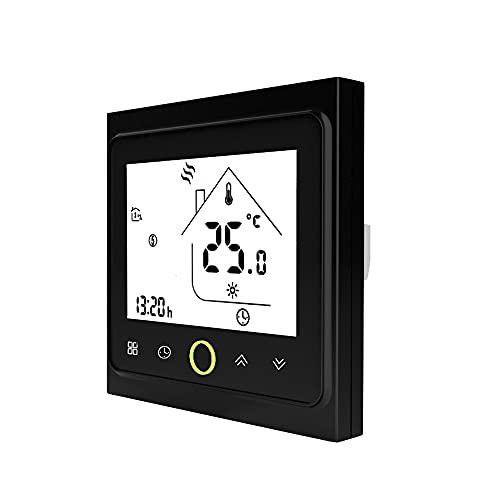 YJYLL Termostato inteligente controlador de temperatura para...