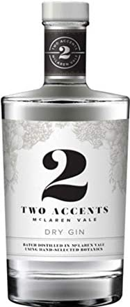 Two Accents Dry Gin 700mL