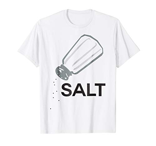 Salt Lime Tequila Halloween Costume T Shirt Group Matching