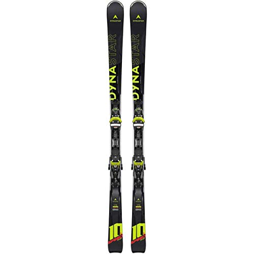 Dynastar Speed Zone 10 TI (KONECT) +NX Conjunto esquí All Mountain con fijación, Adultos Unisex, Negro, 167 cm