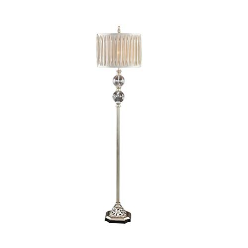 DFJU Lámparas de pie y antorchas Lámpara de pie-Sala de Estar Europea Lámpara de pie de Oficina combinada de Dormitorio Moderno Simple neoclásico