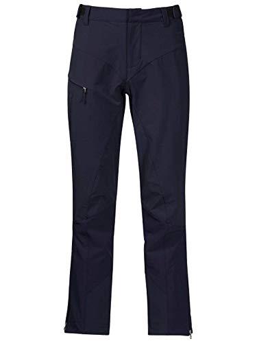 Bergans Slingsby Robuuste Softshell broek dames Dark Navy 2019 lange broek