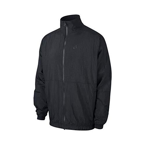 Nike Chaqueta de Hombre Sportswear en Tejido Negro CT2531-010