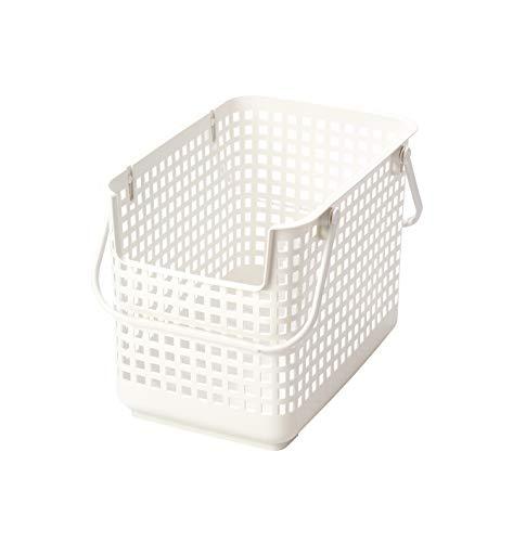 ライクイット (like-it) ランドリー 洗濯 収納 スタッキングベース ホワイト LBB-06C バイオマスプラスチック 約30%使用
