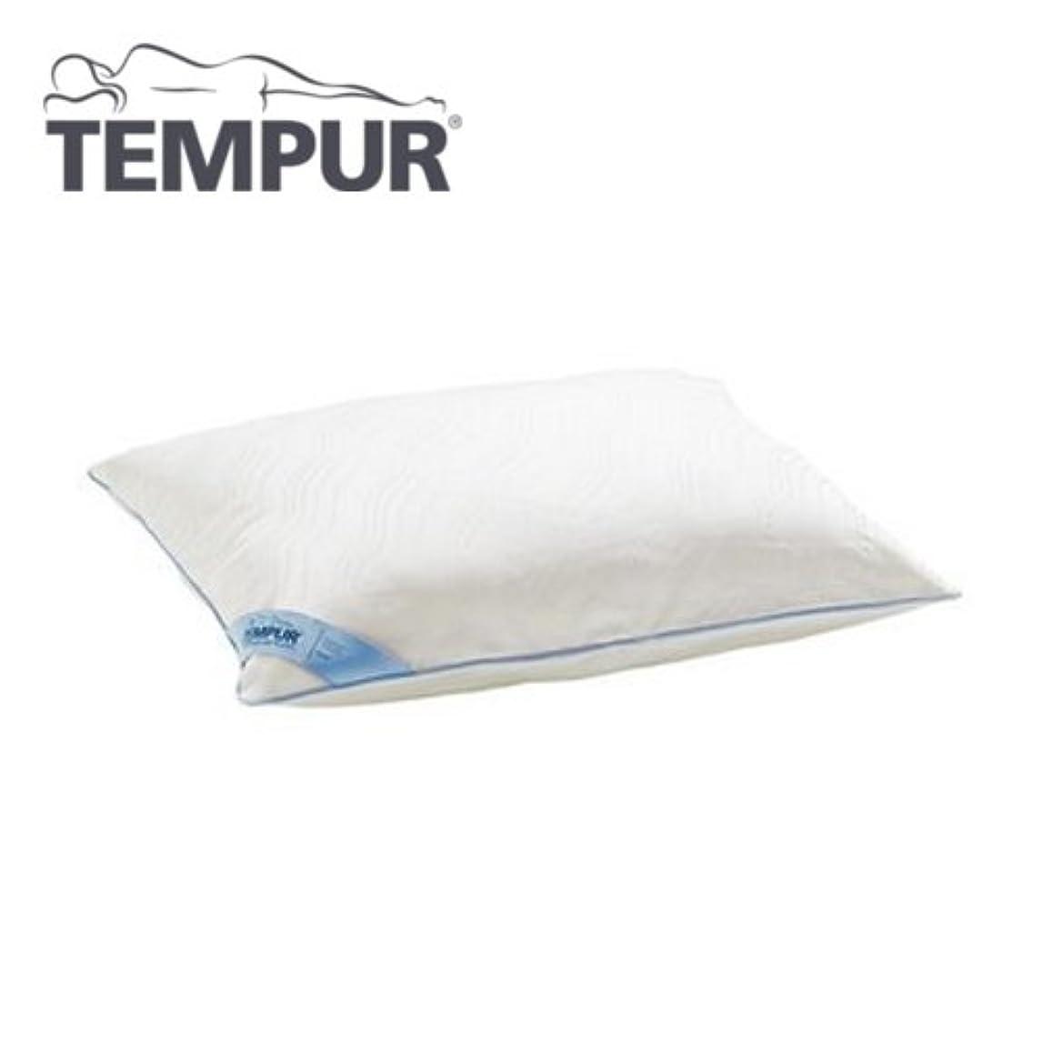 嫌がる興奮する呼び起こすテンピュール(Tempur) ネックピロー ホワイト 43x63cmのピローケースに対応 イージークリーンTM ピロー 180922
