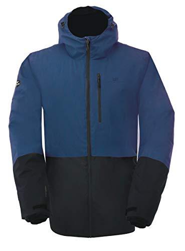 2117 Of Sweden Gardet Snowboard Jacket Mens Sz XXXL Navy