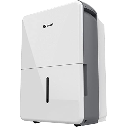 Vremi 35 Pint 3,000 Sq. Ft. Dehumidifier Energy Star Rated for Medium Spaces and Basements