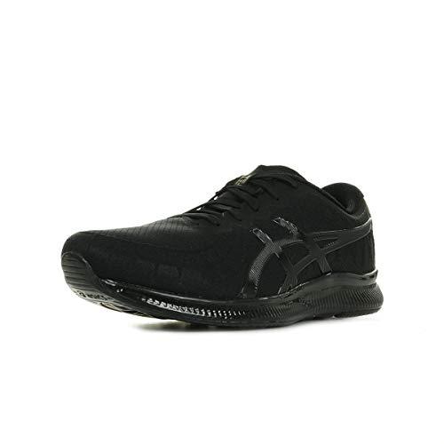 Asics Gel-Quantum Infinity, Zapatillas de Running Hombre, Negro (Black/Black 001), 42.5 EU