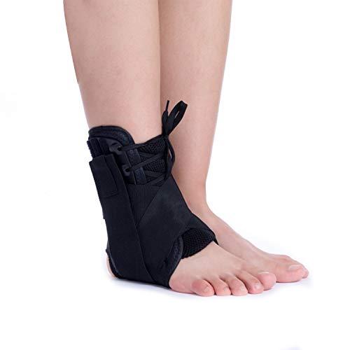 Sokken voor revalidatie na enkel vaste ondersteuning worden gebruikt om ligament verwondingen, breuken, verstuikingen en pijn te verlichten