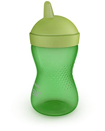Philips AVENT SCF803/00 vaso de aprendizaje con boquilla Spout cup 300 ml - Vasos de aprendizaje con boquilla (Spout cup, 1 mes(es), Verde, Rosa,...