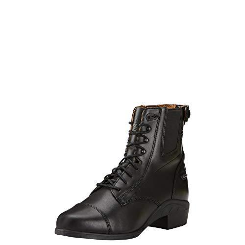 ARIAT Damen Stiefelette Performer Zip (Reißverschluß hinten/Schnürung vorne), schwarz, 8.5 (42.5)
