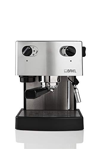 Briel ES 75 A Versatile - Máquina de café, color negro y